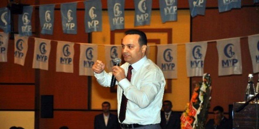 MYP Lideri Ahmet Reyiz Yılmaz'dan ABD'ye tepki