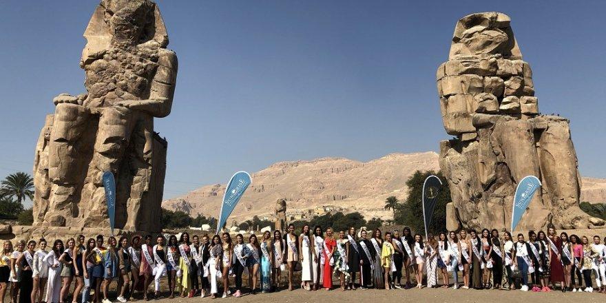 Mısır'da güzellik yarışması düzenlenecek