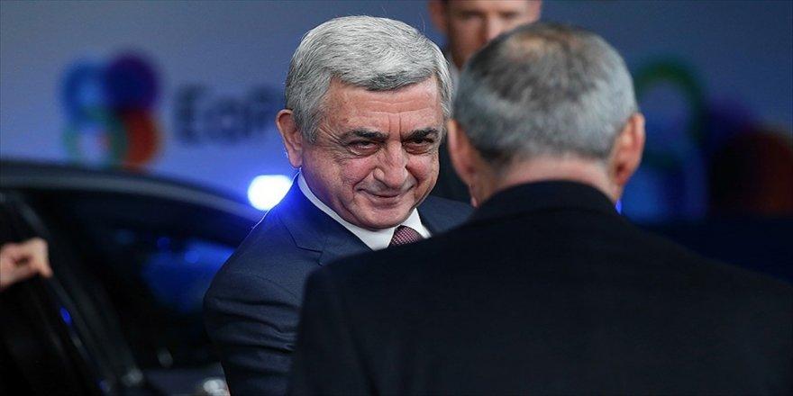 Sarkisyan, halefini belirledi