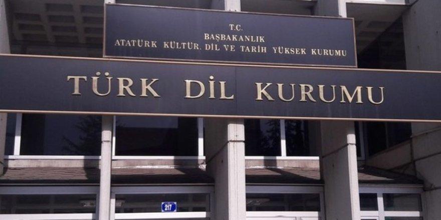 TDK'dan büyük skandal: Tepki yağıyor!