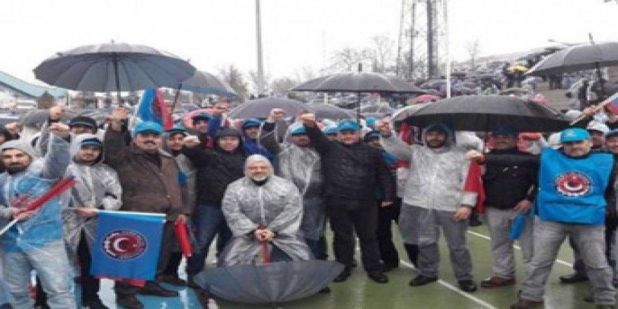 Metal işçileri OHAL'e meydan okudu: 'Greve gidiyoruz!'