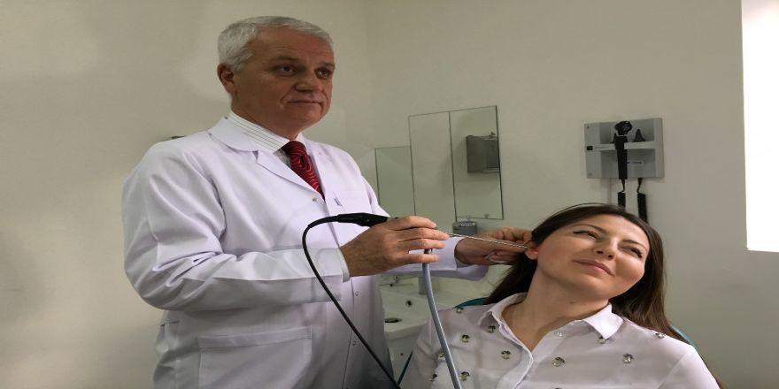 """""""Ani ısı değişimi kulak hastalıklarını tetikliyor"""""""