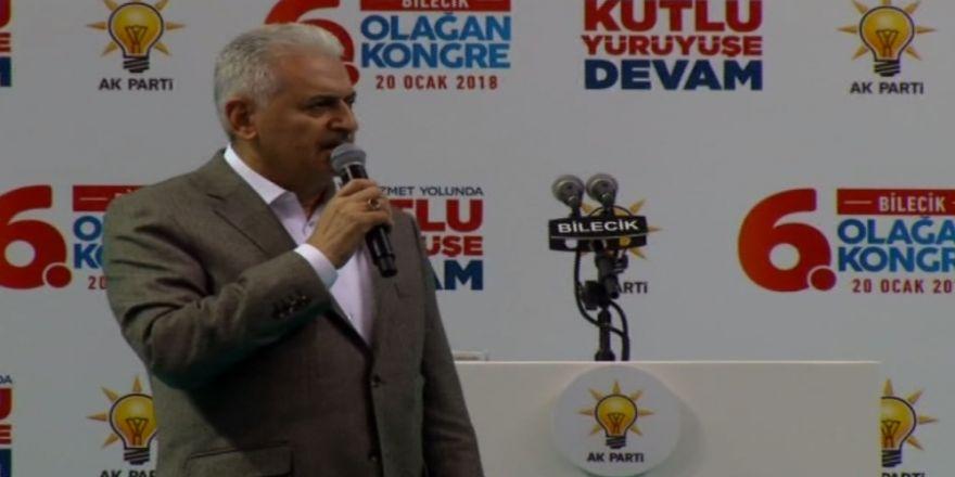 """""""Türkiye başarıdan başarıya koşuyor"""""""