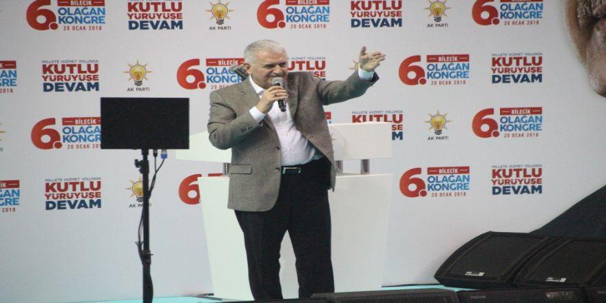 """""""Bilecik'ten Bursa hızlı tren ile 45 dakika olacak"""""""