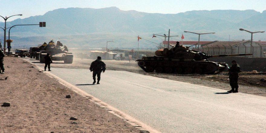 Suriye sınırında özel güvenlik bölgesi kararı