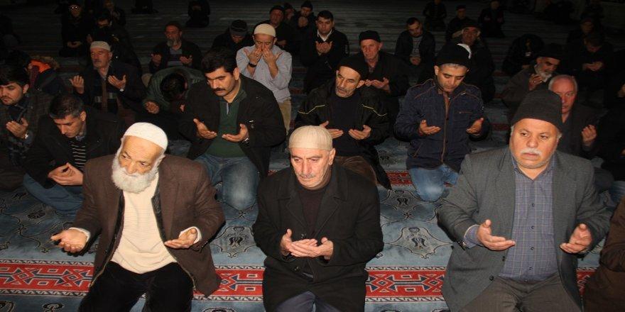 Mehmetçik için dualar edildi