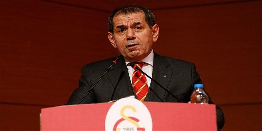 Dursun Özbek'ten sert açıklamalar!