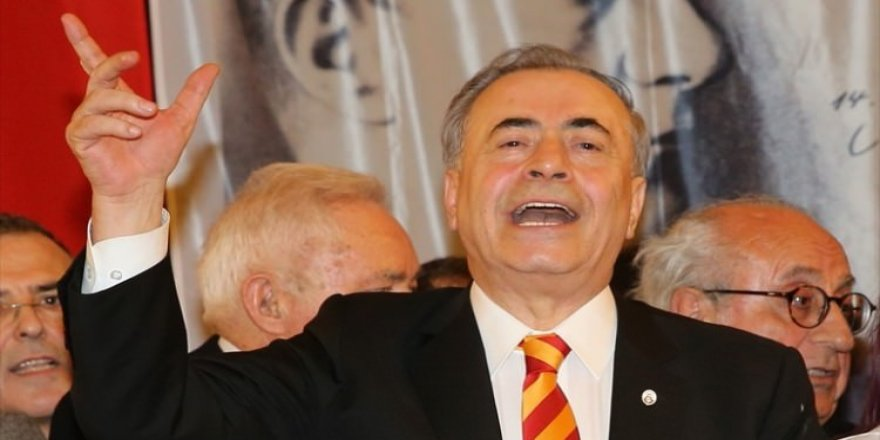 Beşiktaş'tan Mustafa Cengiz'e tebrik