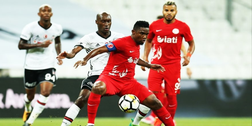 Beşiktaş ikinci yarıyı açıyor!