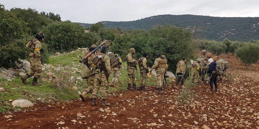 ÖSO, Afrin'de bir köyü aldı