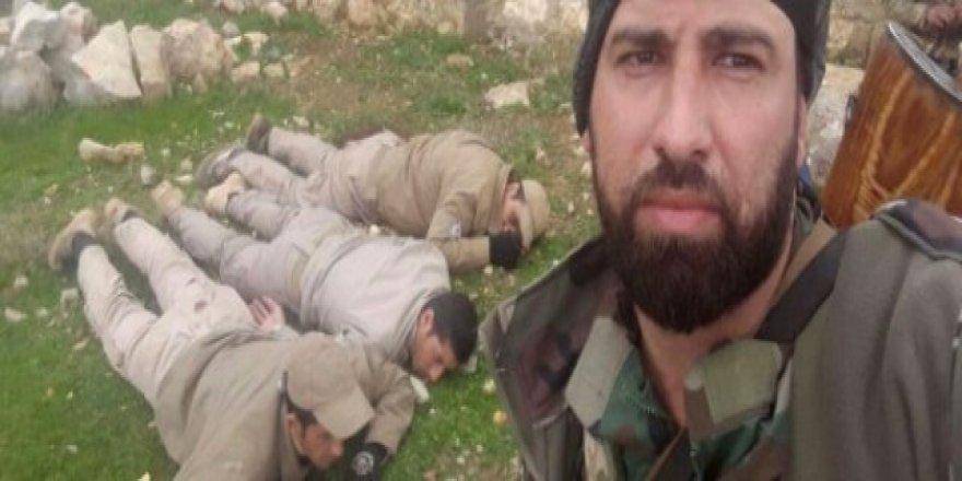 Afrin'de 3 PKK'lı Daha Teslim Oldu!