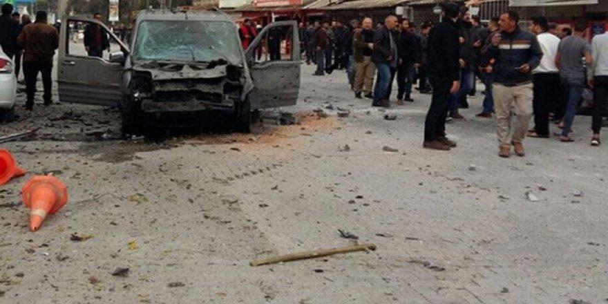 Reyhanlı'ya iki roketli saldırı daha yapıldı
