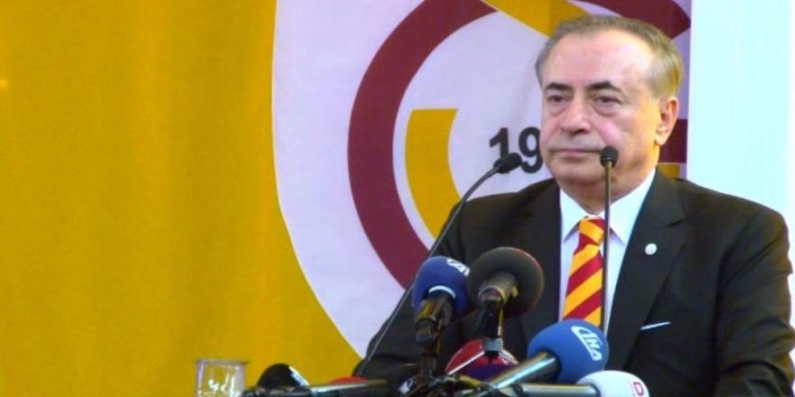 Erdoğan, GS Kulübü Başkanlığına seçilen Cengiz'i tebrik etti
