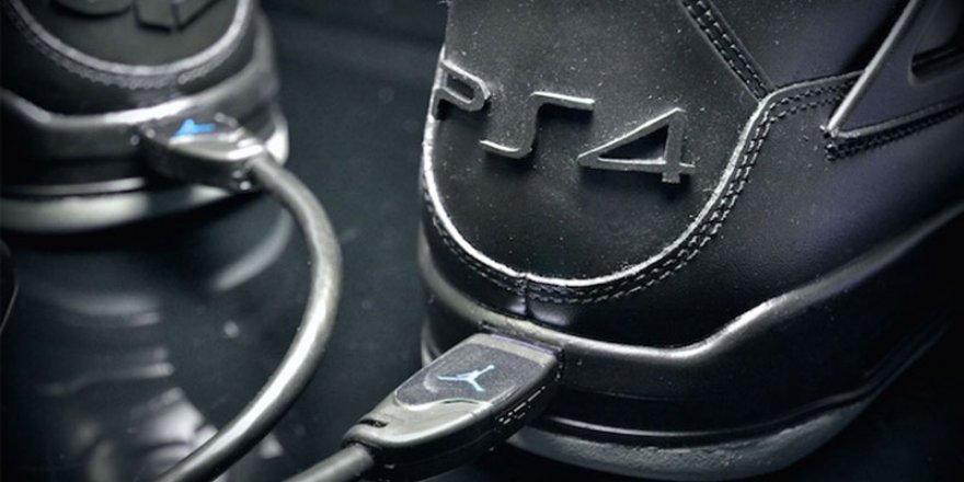 Nike ve PlayStation oyuncu ayakkabısı üretti