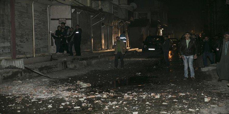 PYD/PKK'nın Reyhanlı'ya saldırdığı mevziler imha edildi