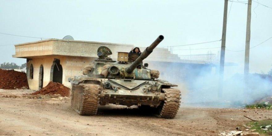 Suriye ordusu, El Nusra'ya karşı operasyon başlattı