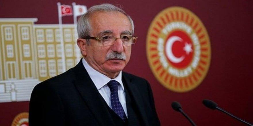 Miroğlu: Afrin'de hendekler kazılıyor
