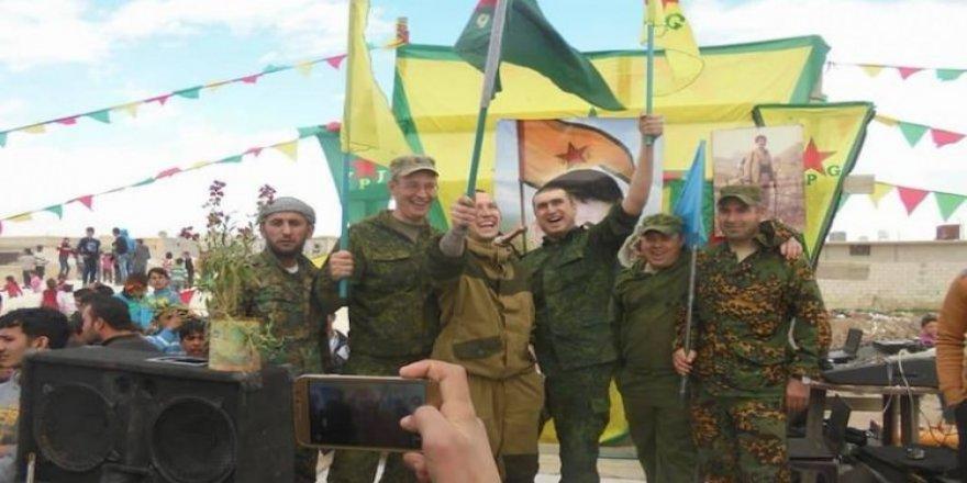 YPG'den Rusya'ya 'ihanet' suçlaması!