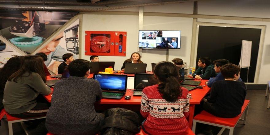 Kocaeli'nde '4.0 Mucit Dünyası Kış Akademisi' kodlama eğitimleri başlıyor