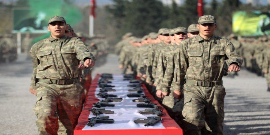 Afrin'deki Mehmetçikler için dua edildi