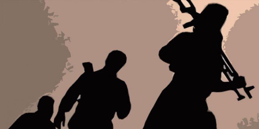 Afrin'de teröristlerin iş birliği ortaya çıktı