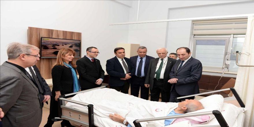 Erol Olçok Eğitim Araştırma Hastanesi'nden iki başarılı operasyon