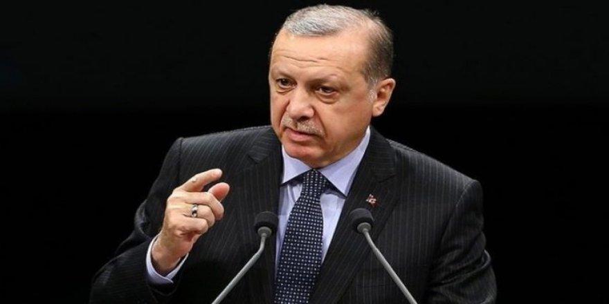 Cumhurbaşkanı Erdoğan'dan Afrin açıklaması: Geri adım atmak yok!