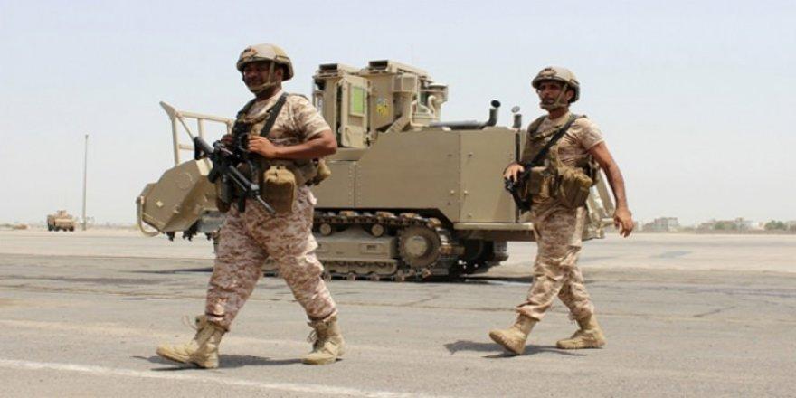 Yemen'de bir BAE askeri öldü