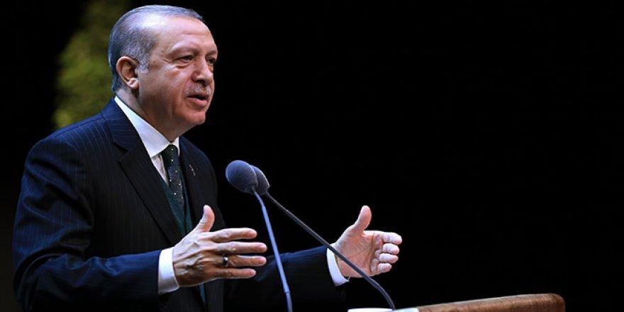 Erdoğan, askeri yetkililerden bilgi aldı