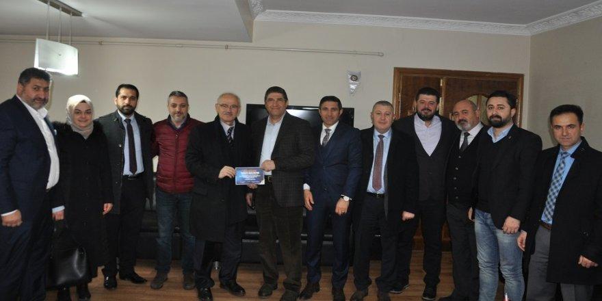 AK Parti'den KAISİAD'a ziyaret