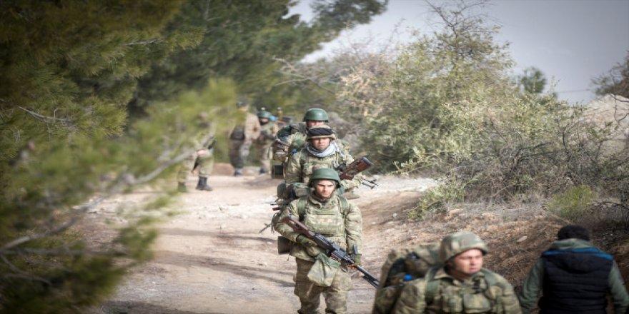 Teröristlere Azez kıskacı! Çatışmalar stratejik noktada yoğunlaştı