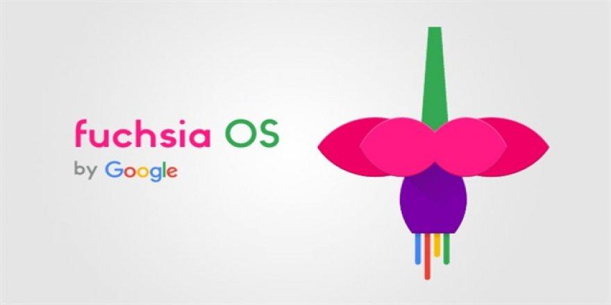 Google'ın yeni işletim sistemi