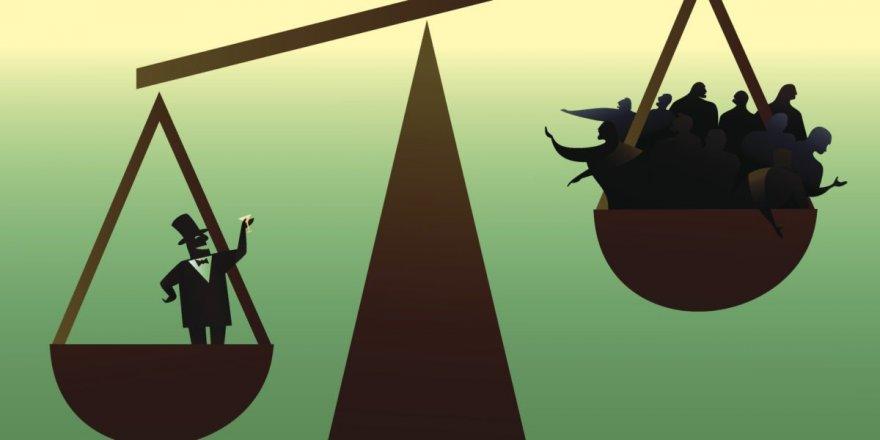 Küresel gelir adaletsizliği artışa geçti