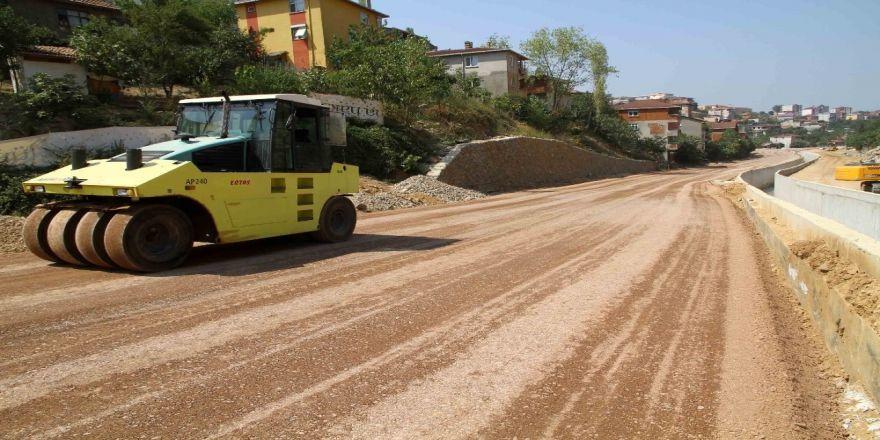Dilovası ve Darıca'ya 31 bin ton asfalt serilecek