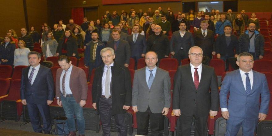Eğitim Fakültesi Akademik Kurul Toplantısı gerçekleşti