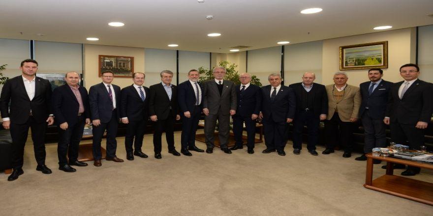 Balkanlar'la ticareti artıracak yeni bir hamle
