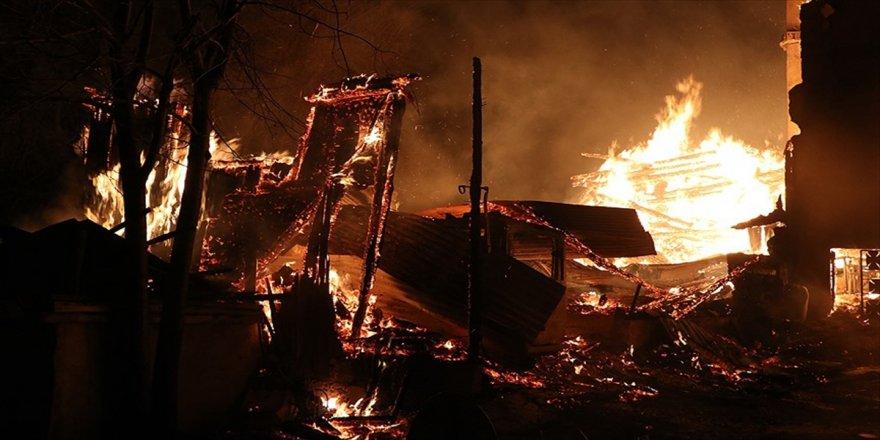 Söndürülmemiş izmaritler 8 bin 420 yangına neden oldu