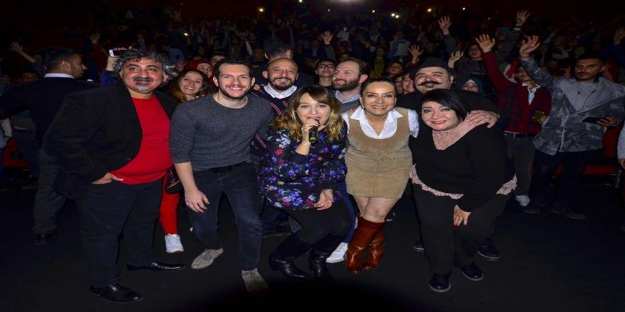 """""""Deliha 2"""" Adanalılar ile buluştu"""