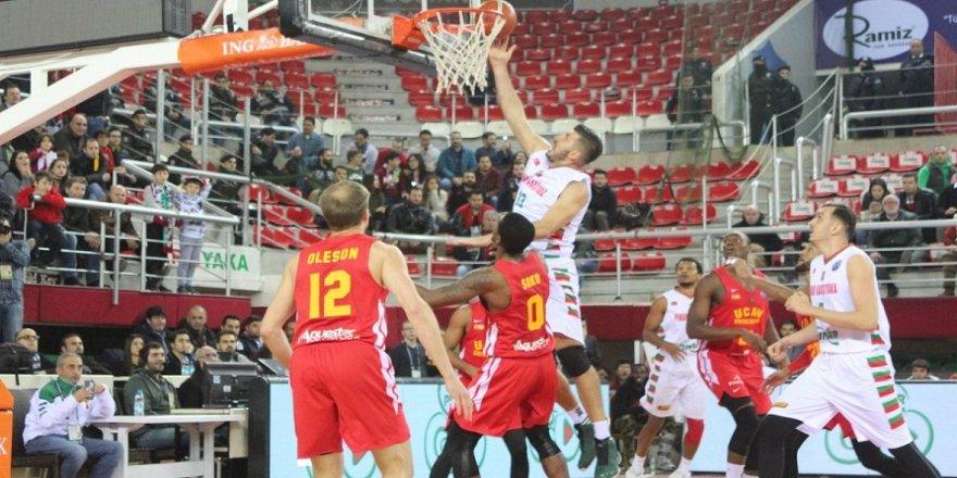 Pınar Karşıyaka: 79 – UCAM Murcia: 72