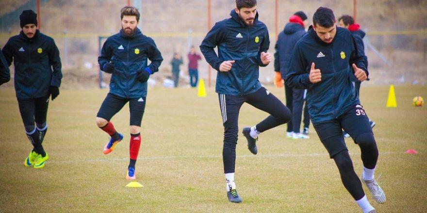 Malatyaspor'da Sivasspor mesaisi başladı