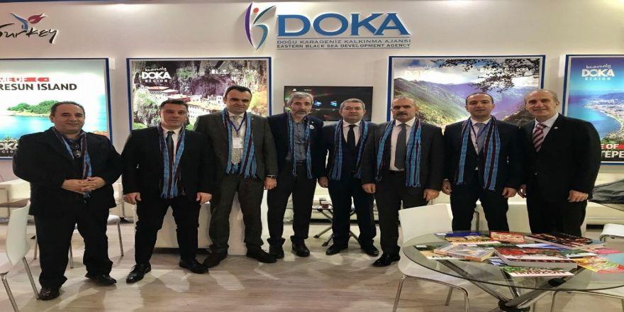 İran'da Doğu Karadeniz tanıtılıyor
