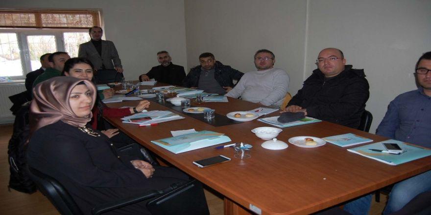 DAKA'dan proje eğitimi