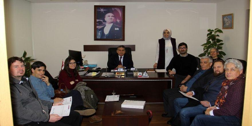 'Bakesus Projesi'nin 3'üncü toplantısı yapıldı