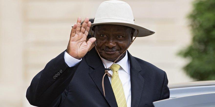 Uganda Cumhurbaşkanı: Trump'ı seviyorum