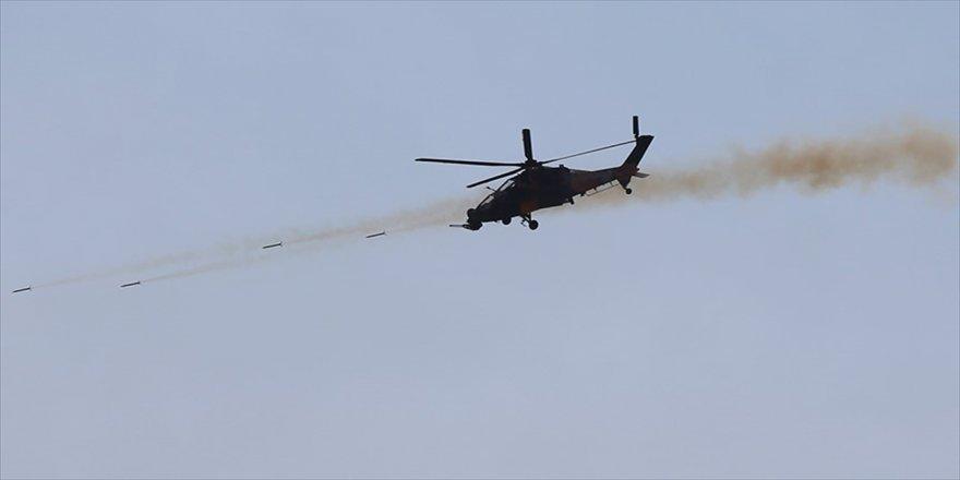 ATAK, Afrin'deki hedefleri vurdu