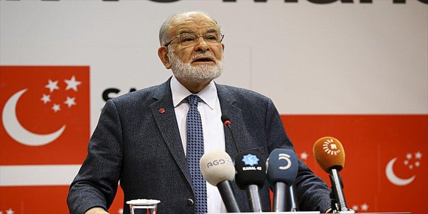 Karamollaoğlu: En tehlikeli tuzak Kürt ve Türk düşmanlığıdır