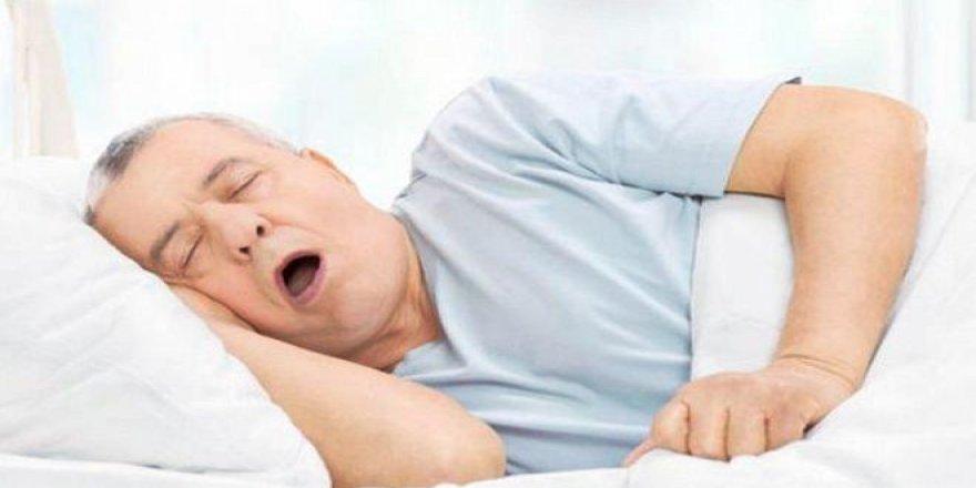 ''Obezite uyku apnesinin en sık nedenlerindendir''