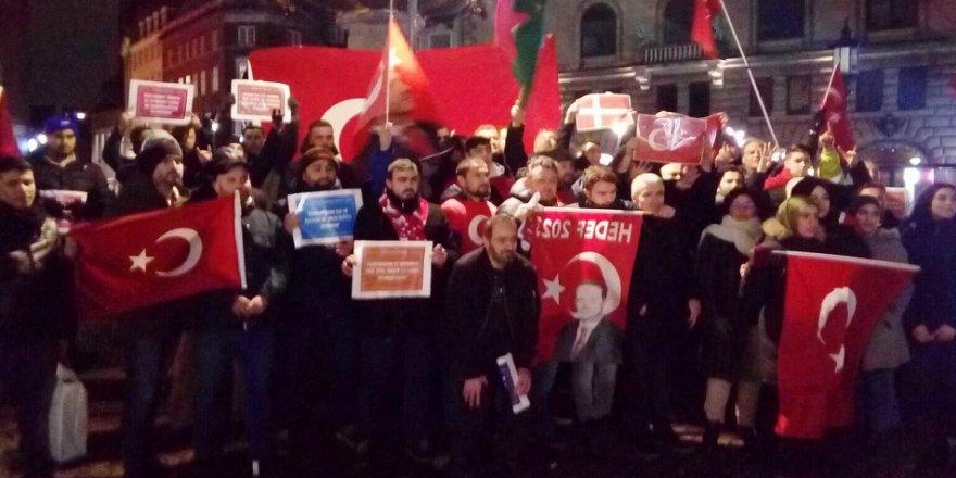 'Zeytin Dalı Harekatı'na Danimarka'dan destek