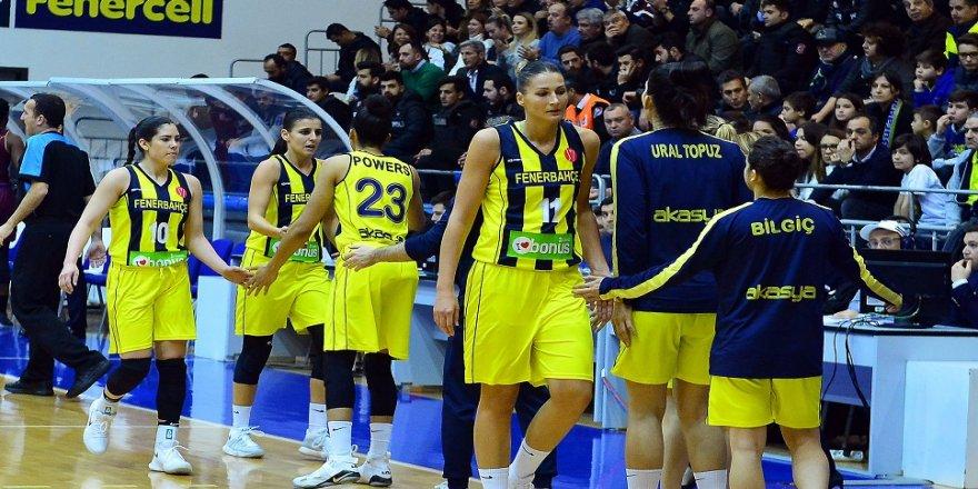 Fenerbahçe: 65 - Yakın Doğu Üniversitesi: 76