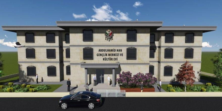 Yeni Mahallede Gençlik Merkezi ve Kültür Evi yapılacak
